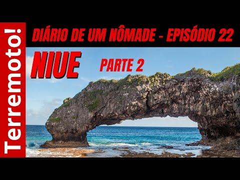 Diário de um nômade - Ep. 22 (Niue)