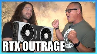 """RTX Outrage, Pre-Orders, and """"Gimmicks,"""" ft. Gordon Mah Ung"""