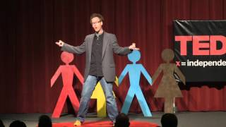 Laughing my pants off - Can humor cure obesity? | Jeremy Rochford | TEDxAntioch