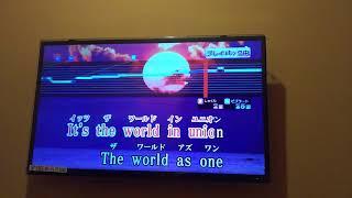 World In Union/吉岡聖恵 歌ってみた 95点