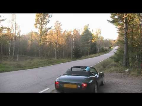 TVR Griffith 500 Sound and Drive by