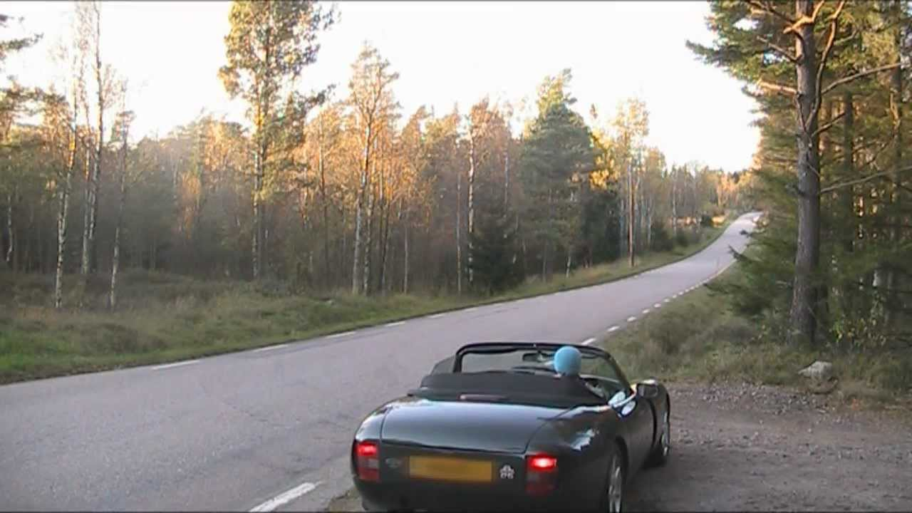 tvr griffith 500 sound and drive by youtube. Black Bedroom Furniture Sets. Home Design Ideas