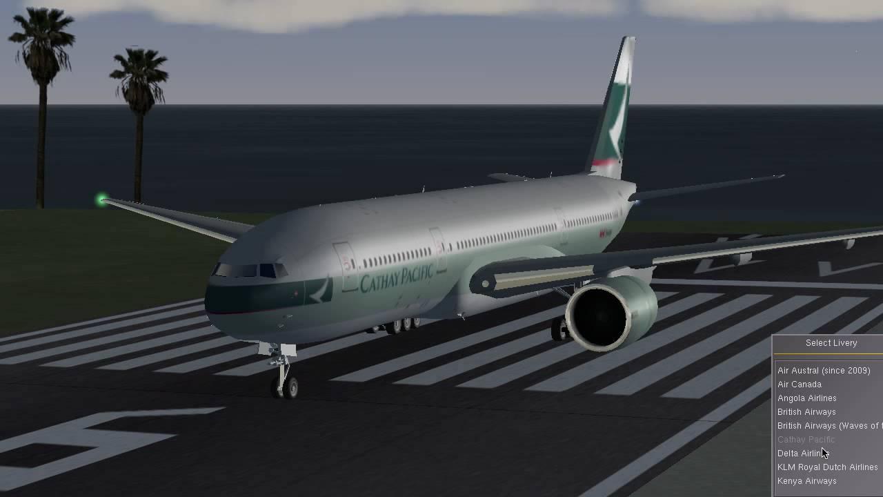 Download & install liveries - FlightGear HowTo #17