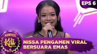 Download lagu Nissa Pengamen Viral Bersuara Emas Datang ke Panggung KDI 2020 - Kontes KDI 2020 (7/9)