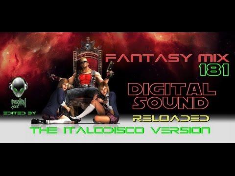 FANTASY MIX 181 - RELOADED ITALODISCO VERSION [mCITY 2O16]