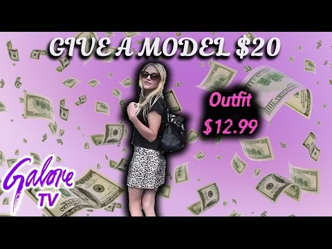 Ashley Smith Finds Clothes at Goodwill | Galore TV