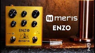 Meris Enzo Multi-Voice Synthesizer Pedal Demo