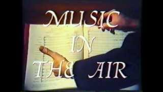 MUSIC IN THE AIR - MALÉV PR movie from the early 80