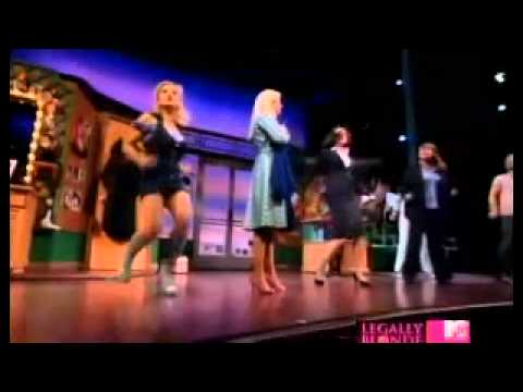 Legally Blonde the Musical Part 16 - Legally Blonde Remix
