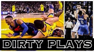 Zaza Pachulia Dirty Plays: 2018 Edition