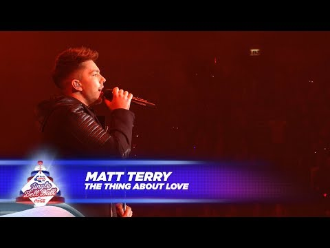 Matt Terry - 'The Thing About Love