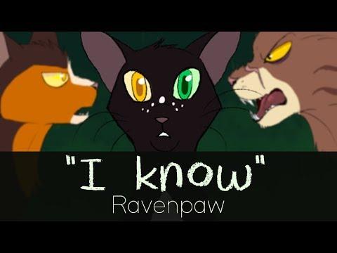 """Ravenpaw """"I know"""" [meme] GORE WARNING"""