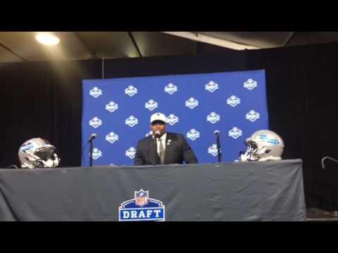Jonathan Allen Washington Redskins NFL Draft 1st Round Pick #NFLDraft