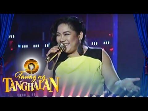 Tawag ng Tanghalan: Phoebe Salvatierra | I Wanna Dance With Somebody (Round 1 Semifinals)
