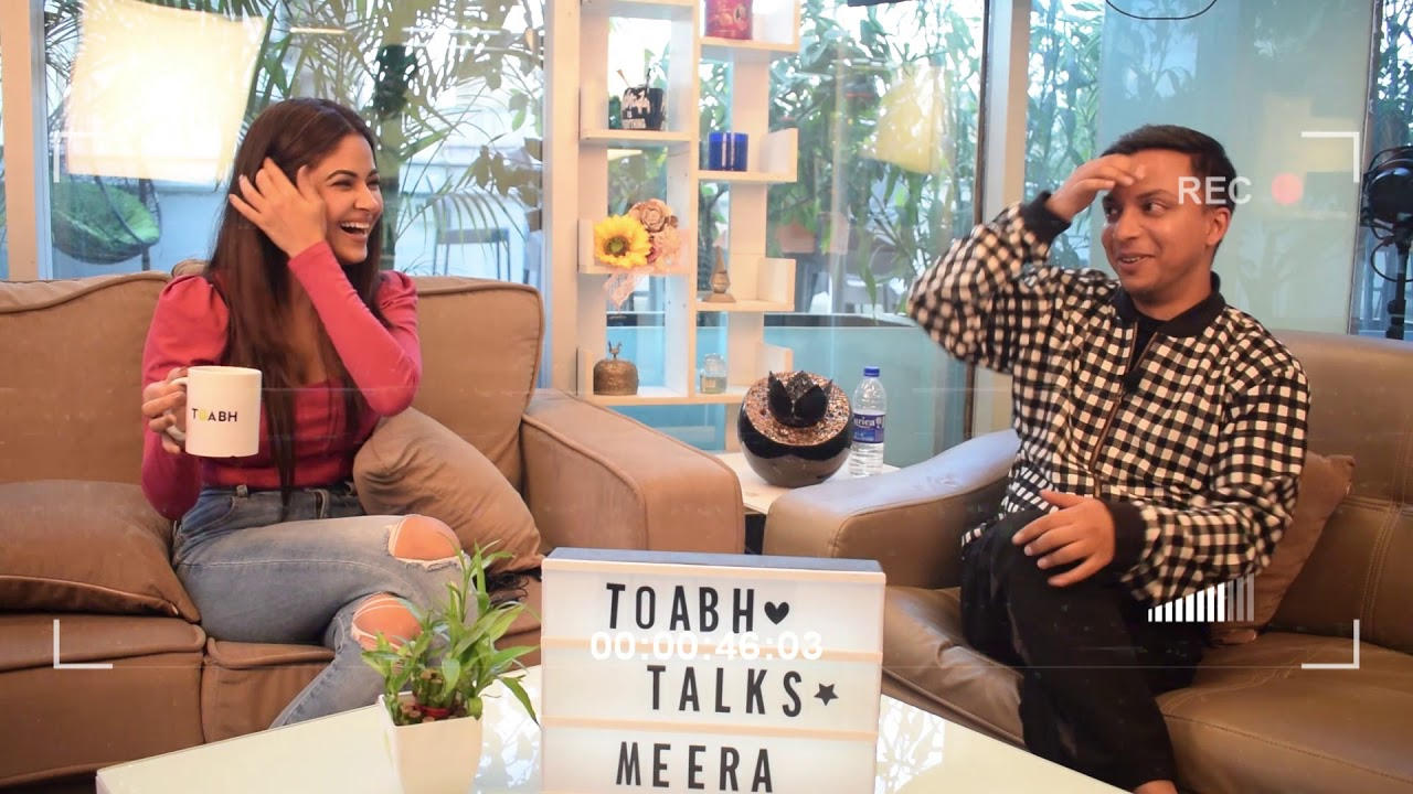 Meera Chopra| Toabh Talks| Bharat Gupta |2020| Trailer