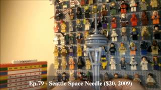 Lego Architecture Seattle Space Needle Review