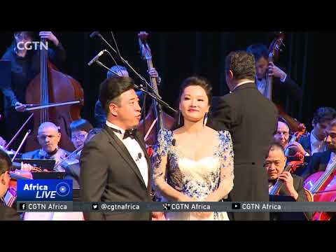 Chinese and Algerian performances honour 60 years of bilateral ties