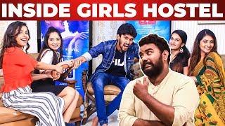 Inside Girls Hostel – Vj Ashiq Warning! | 90 ml Team Interview
