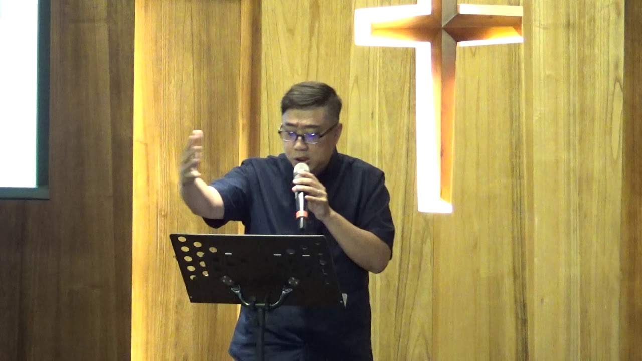 20200524 聖經屬靈榜樣(14) 摩西(三) 從剛烈到謙和的生命 蘇俊宗牧師 - YouTube