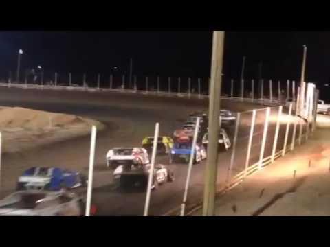 Cardinal Motor Speedway Eunice, NM Feature 7-2-16