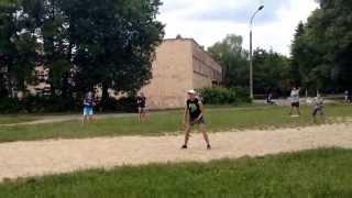 Power Camp Rivne 2014 Бейсбол ЗОШ #13