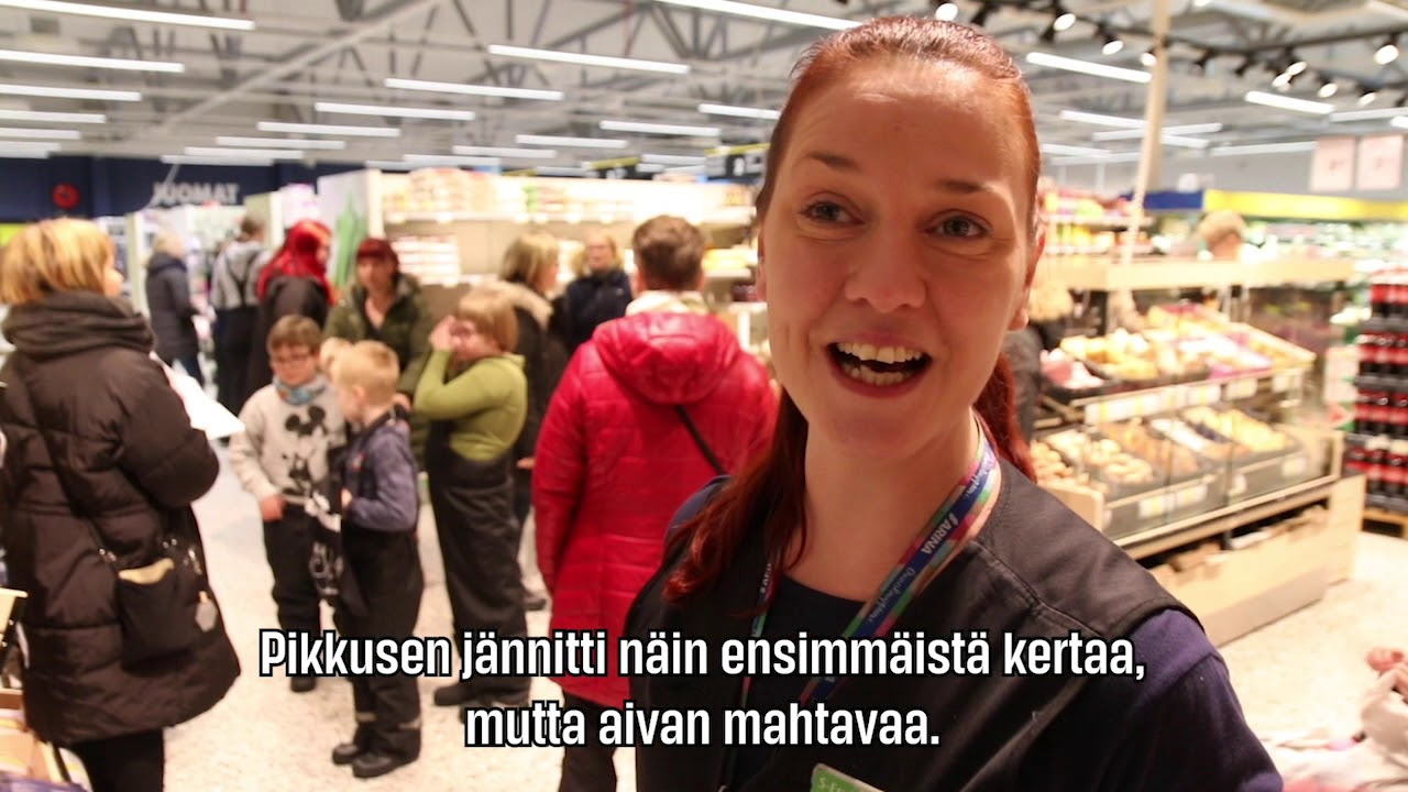 K Supermarket Liminka