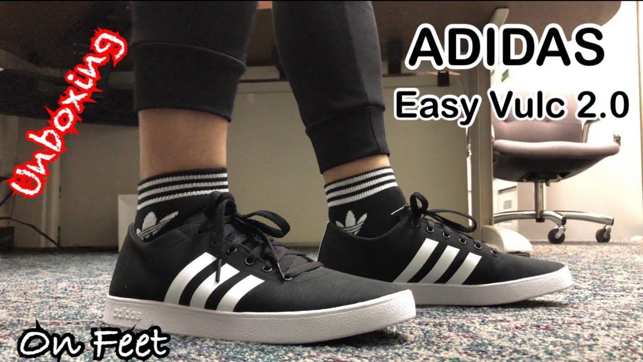 Adidas Easy Vulc 2.0 | Unboxing and On