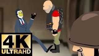 Meet the Spy 4K Remastered Classic Flash Cartoon