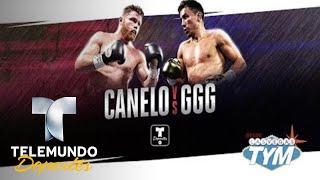 "Gennady Golovkin o ""Canelo"" Álvarez, ¿quién gana la pelea? | Boxeo Telemundo | Telemundo Deportes"