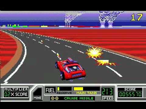 Road Blasters (Genesis) - Longplay