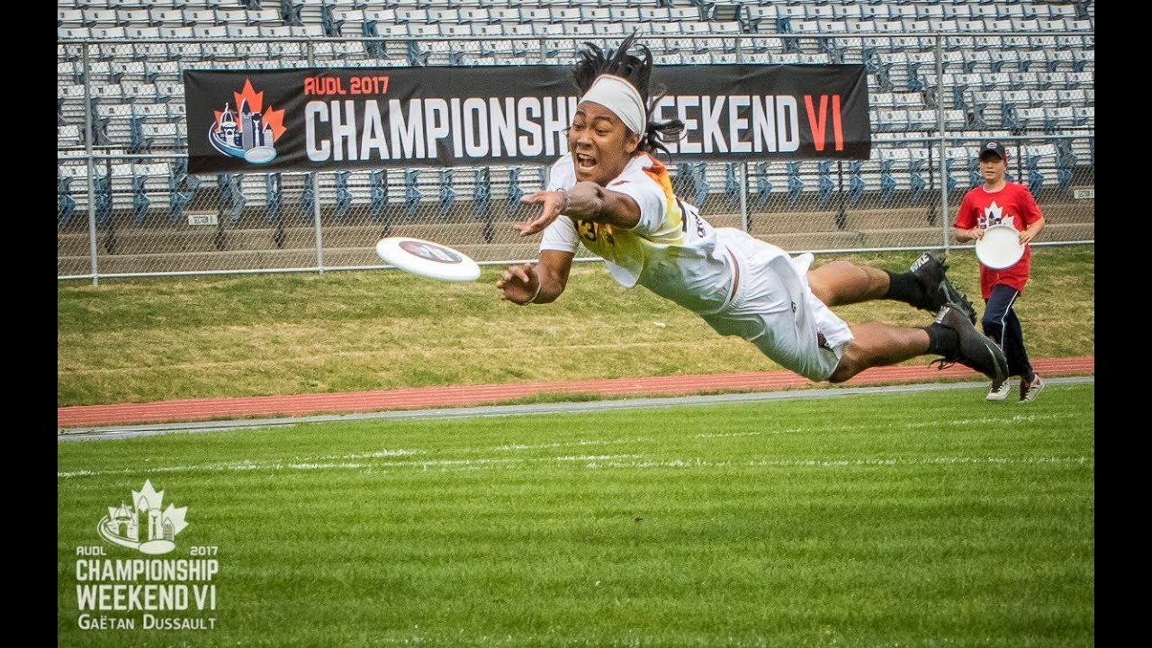 Image result for audl dive