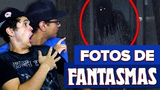 FOTOS QUE CAPTURARAM FANTASMAS