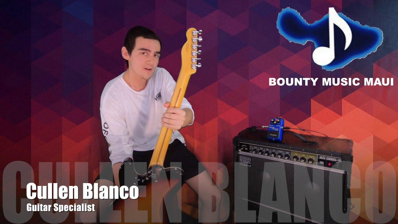 Cullen Blanco & the ultimate combination