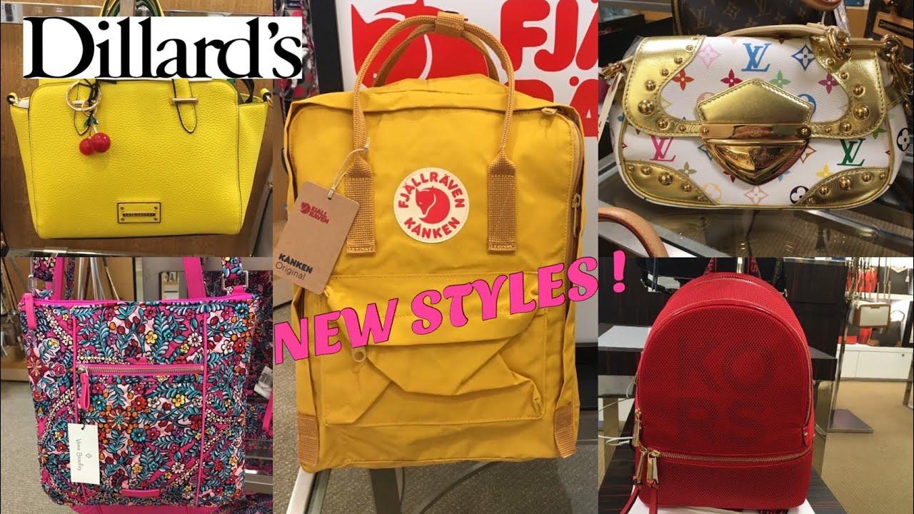 1e1d0a51d9a5 Dillard's SHOP WITH ME *NEW* Louis Vuitton Handbags & Michael Kors Backpacks !