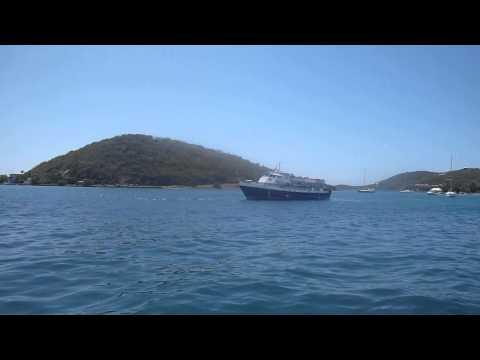 USVI - Charlotte Amalie Harbour 2