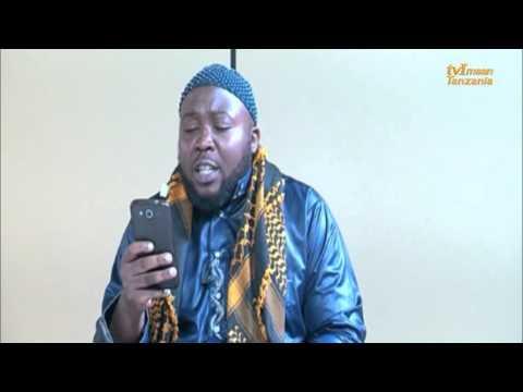 [EMOTIONAL!!] Yaliotokea Mina Shairi na Jaafar Mponda