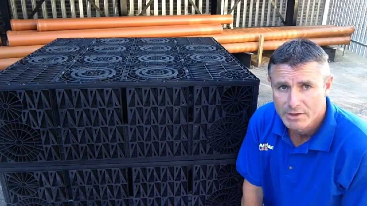 Product Review Soakaway Crates Surface Water Drainage