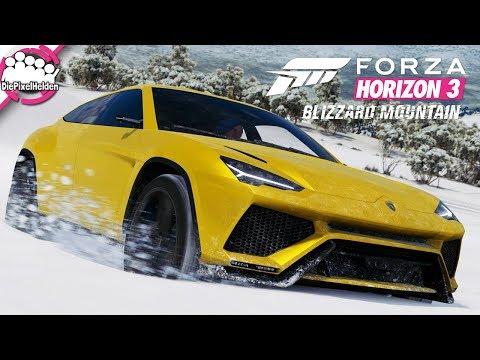 BLIZZARD MOUNTAIN #32 - Vom Concept zur Serie - Forza Horizon 3 Blizzard Mountain