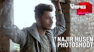 M&S VMAG | Najir Husen Photoshoot | SPOTLIGHT