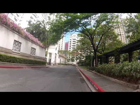 ambeagles travel to salcedo market on bike (bike tour of Makati City)
