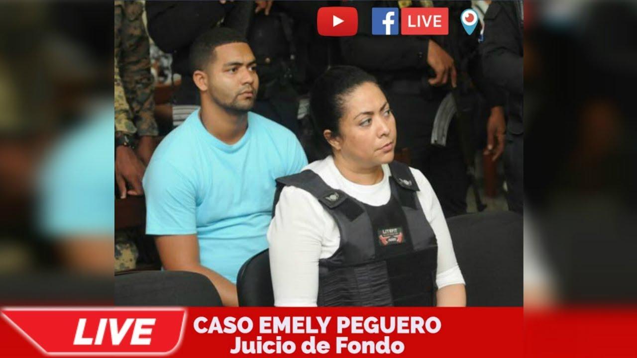 ¡EN VIVO! Juicio de fondo caso Emely Peguero - 24/10/2018 - Etapa Final