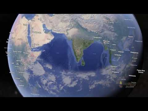 Earth View from Top | Latest | Bharath Creations