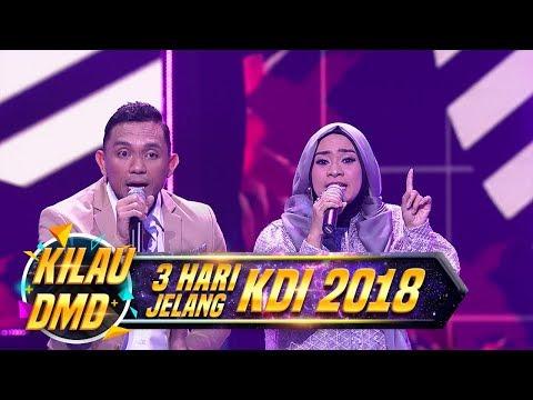 Bikin Iri! Fakhrul Razi Dan Ikke Nurjanah [KUCH KUCH HOTA HAI] - Kilau DMD (13/7)