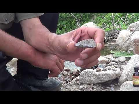 25 Горная речка и речные камни 5