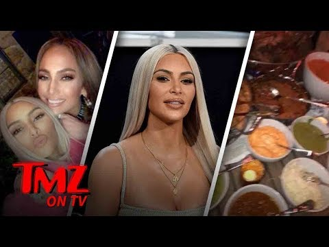 Taco Night at J Lo's! | TMZ TV
