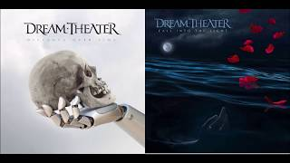 """Dream Theater - Fall into the Light (Lyrics on Screen) """"Distance Over Time"""" 2019"""