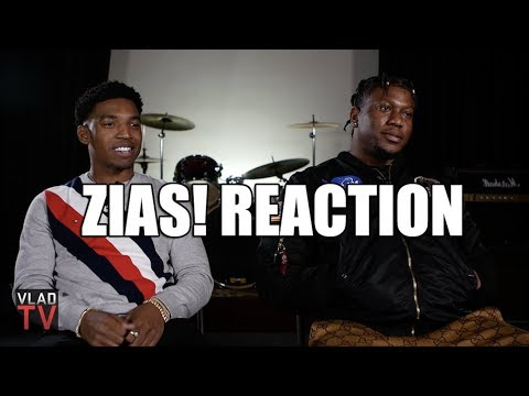 ZIAS! Reaction: We Respect Kaepernick, But Didnt Kneel Ourselves in College Ball (Part 6)