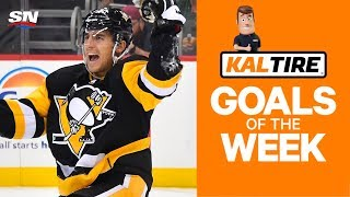 NHL Goals Of The Week: Brandon Tanev Goes Backhand Shelf On Vasilevskiy!