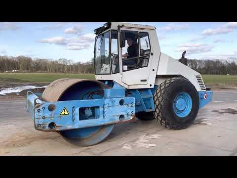 Gebruikte bouwmachine Bomag BW213 D-3  Wals