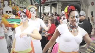 San Antonio Celebrates Dia de los Muertos